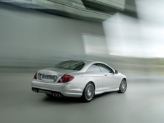 mercedes-benz cl63 amg pic #74967