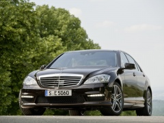 Mercedes-Benz S63 AMG pic