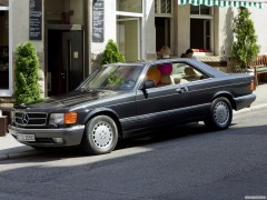 mercedes-benz s-class coupe c126 pic #76872