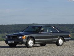 S-Class Coupe C126 photo #76877
