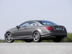 mercedes-benz cl63 amg pic #77464