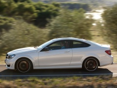 mercedes-benz c63 amg coupe pic #78716