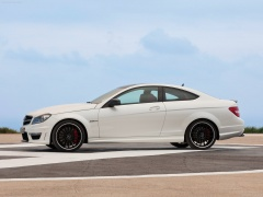 mercedes-benz c63 amg coupe pic #78717