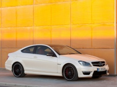 mercedes-benz c63 amg coupe pic #78720