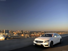 mercedes-benz cl63 amg pic #79242