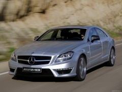 mercedes-benz cl63 amg pic #79247