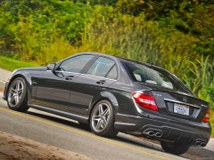 mercedes-benz c-class amg pic #84822