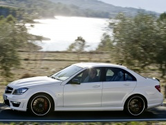 mercedes-benz c-class amg pic #84824