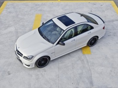 mercedes-benz c-class amg pic #84827