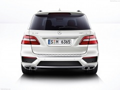 mercedes-benz ml amg pic #86534