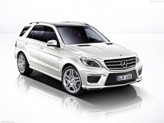 mercedes-benz ml amg pic #86539