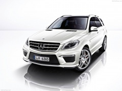 mercedes-benz ml amg pic #86540