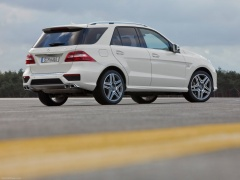 mercedes-benz ml amg pic #86542