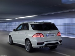 mercedes-benz ml amg pic #86543