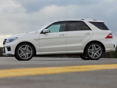 mercedes-benz ml amg pic #86545