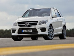 mercedes-benz ml amg pic #86548
