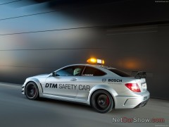 mercedes-benz c63 amg dtm safety car pic #91480