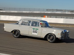 mercedes-benz 220 se racer car pic #91809