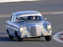 mercedes-benz 220 se racer car pic #91814