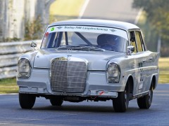 mercedes-benz 220 se racer car pic #91815
