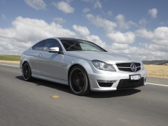 C63 AMG Coupe photo #96458