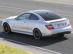C63 AMG Coupe photo #96460