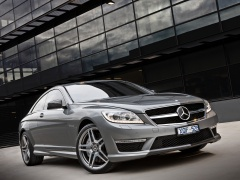 mercedes-benz cl63 amg pic #96468