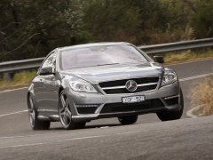 mercedes-benz cl63 amg pic #96472