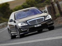 mercedes-benz s63 amg pic #96918