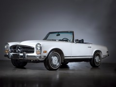 mercedes-benz 280 sl roadster pic #97672