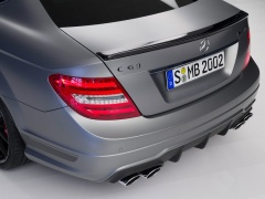 mercedes-benz c63 amg coupe pic #98555