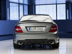 mercedes-benz c63 amg coupe pic #98563