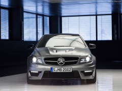 mercedes-benz c63 amg coupe pic #98564
