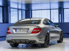 mercedes-benz c63 amg coupe pic #98565