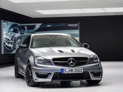 mercedes-benz c63 amg coupe pic #98566