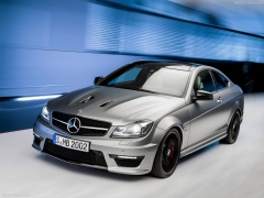 mercedes-benz c63 amg coupe pic #98568
