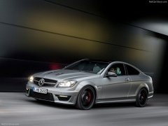 mercedes-benz c63 amg coupe pic #98569