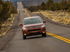 mitsubishi outlander us-version pic #110200