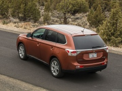 mitsubishi outlander us-version pic #110204