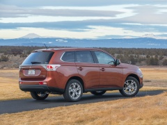 mitsubishi outlander us-version pic #110206