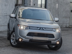 mitsubishi outlander us-version pic #110224