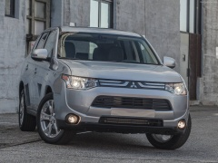 mitsubishi outlander us-version pic #110237