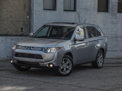 mitsubishi outlander us-version pic #110245
