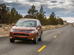 mitsubishi outlander us-version pic #110249