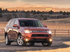 mitsubishi outlander us-version pic #110266