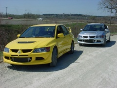 Lancer Evolution VIII photo #13894