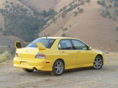 Lancer Evolution VIII photo #13895