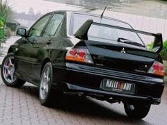 Lancer Evolution VIII photo #13897