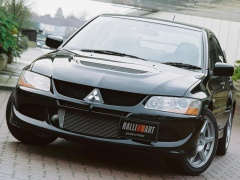 Lancer Evolution VIII photo #13898
