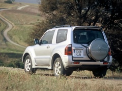 Montero GLS 3-door photo #15911